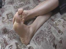 Исцеление суставов ступней. Массаж в ритме Сердца..avi