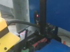Automatic Metal Ring Joint Welding Machine (HEROOS-M740).mp4