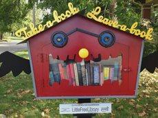 Little free library Denver